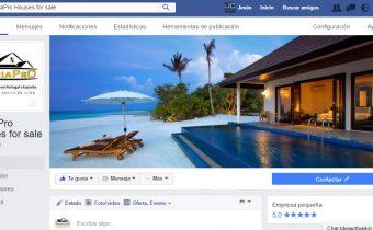Gestión Facebook empresa de IberiaPro