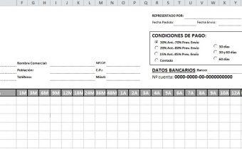 Plantilla gestión de tienda en Excel para empresa