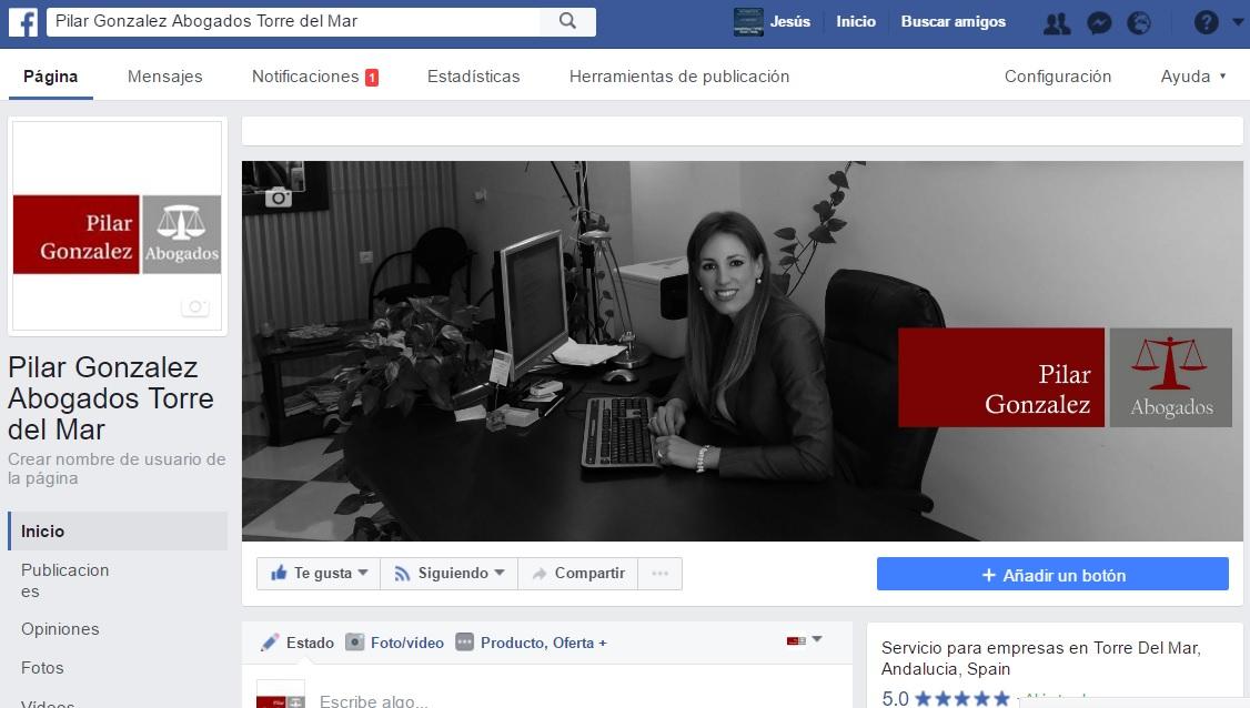 recuperacion cuenta de Facebook Málaga