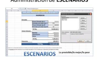 Clases de Excel Avanzado en Andalucía
