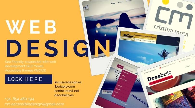 web design Marbela