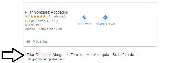 Posicionamiento SEO en Málaga