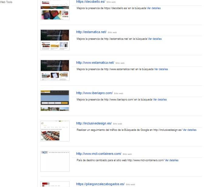 consultorÍa herramientas de Google