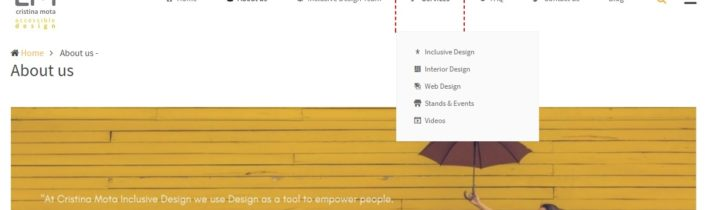 Diseño web accesible e inclusivo