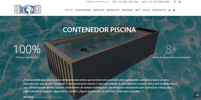 Diseño y Desarrollo Web en Marbella