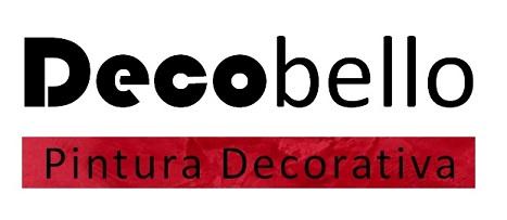 Logo Decobello Pintura Decorativa