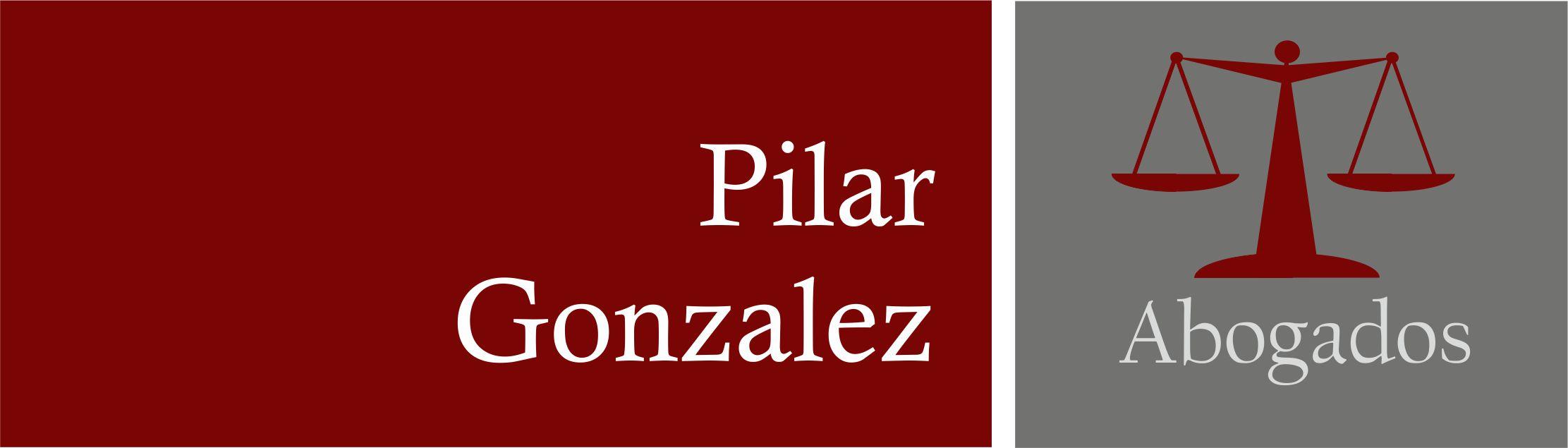 Logo Pilar González Abogados