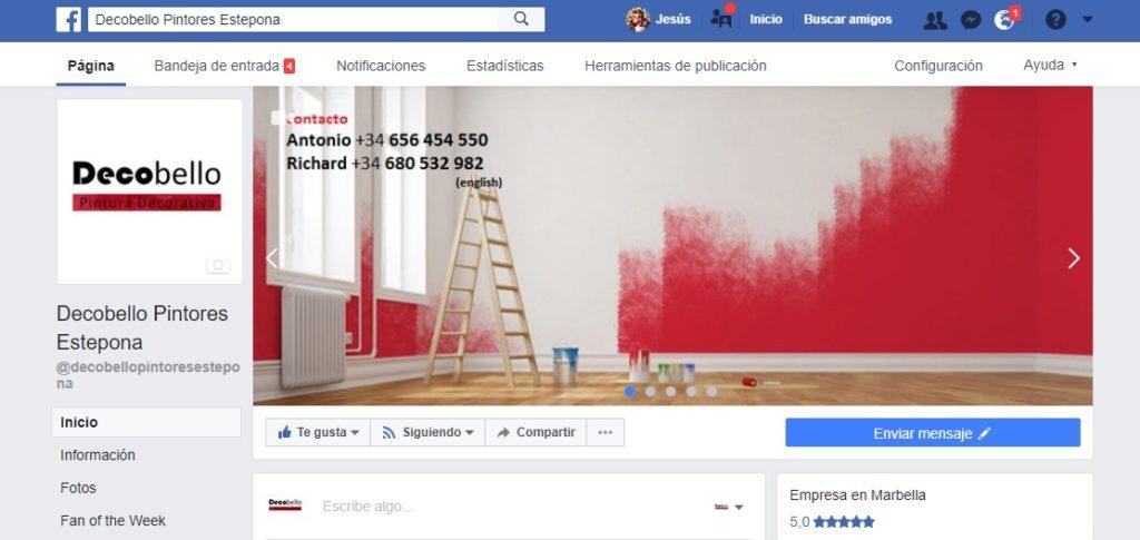 posicionar Facebook