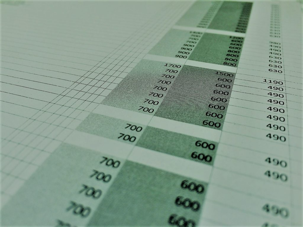 Formación en Excel para empresas en el 2019
