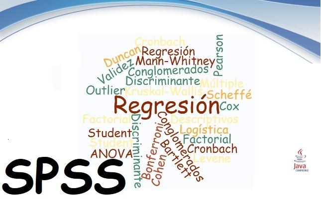 Clase SPSS online