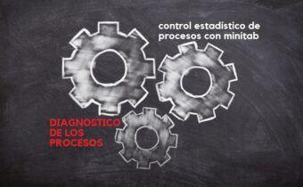 Control Estadístico de Procesos con Minitab